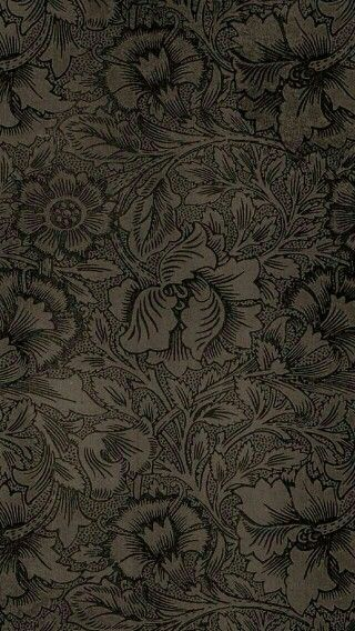 Damask Phone Wallpaper