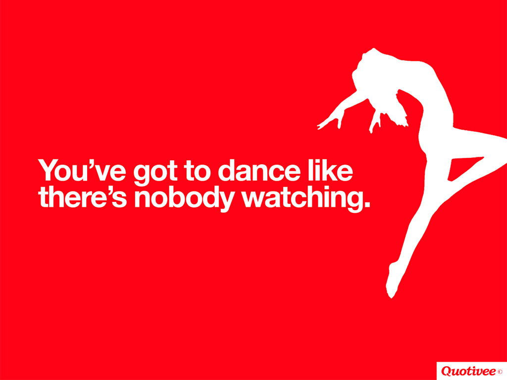Dance Quotes Wallpaper