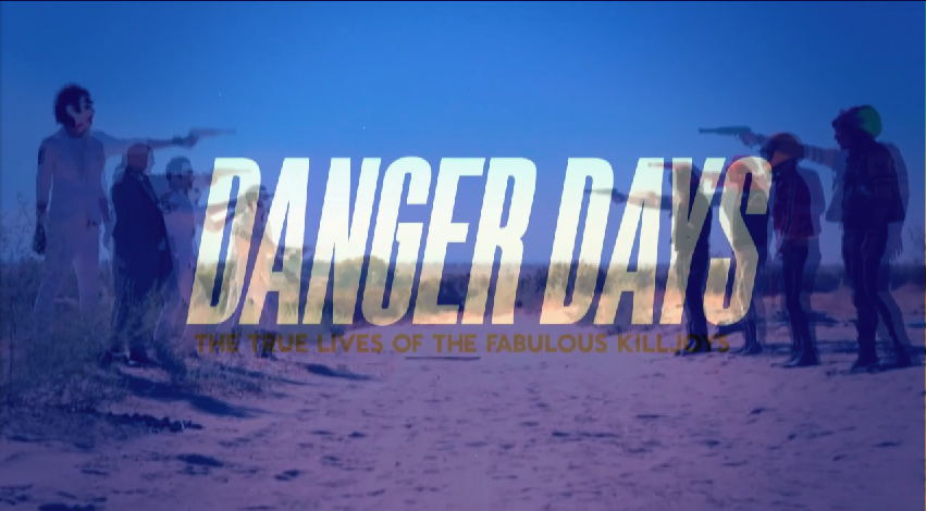Danger Days Wallpaper