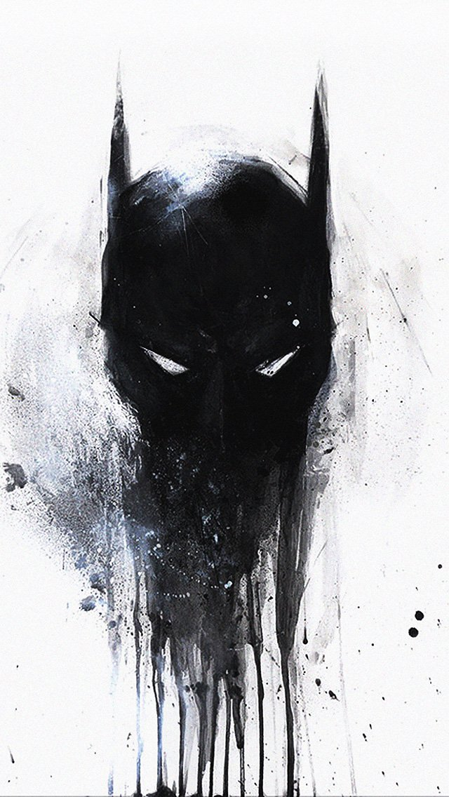 Dark Knight Iphone 5 Wallpaper