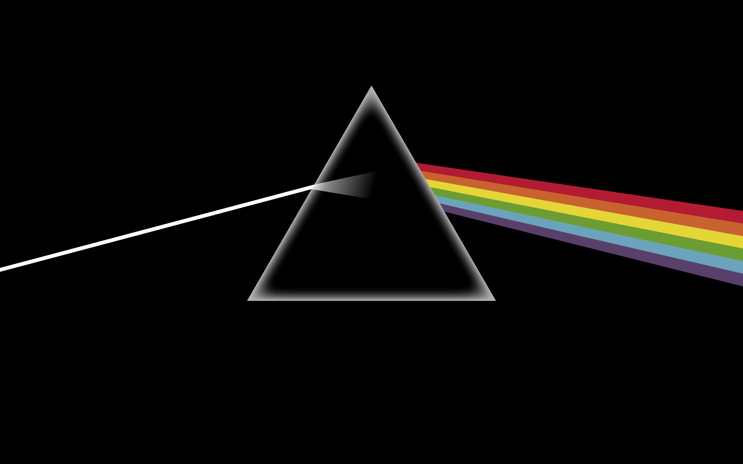 Dark Side Of The Moon Desktop Wallpaper