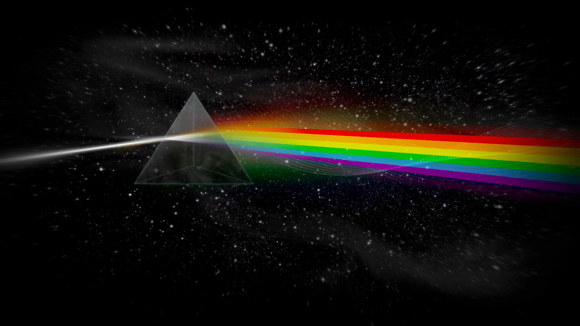 Dark Side Of The Moon Wallpaper HD