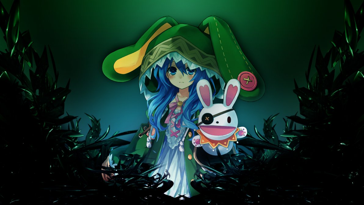 Date A Live Yoshino Wallpaper