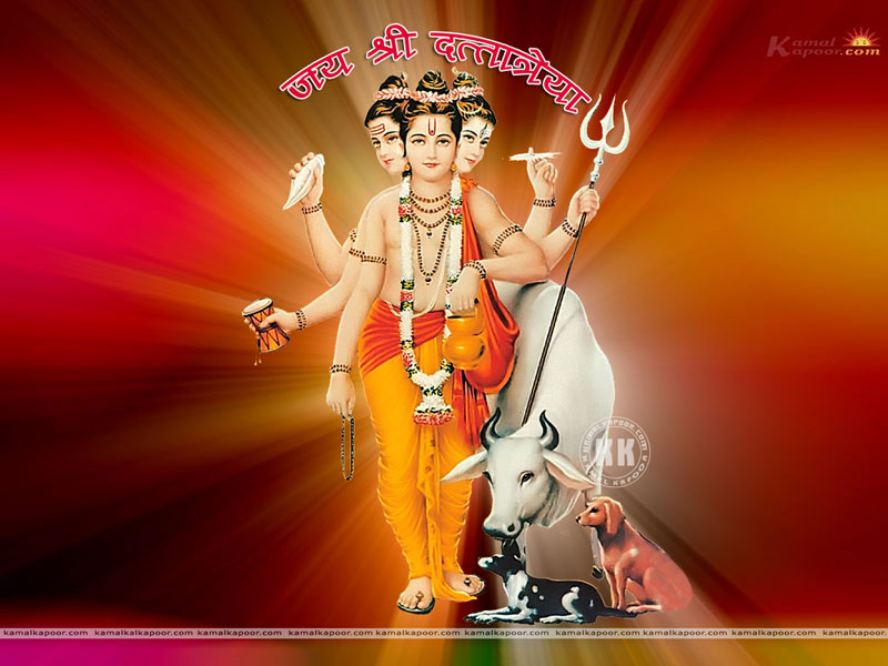 Dattatreya Wallpaper Free Download