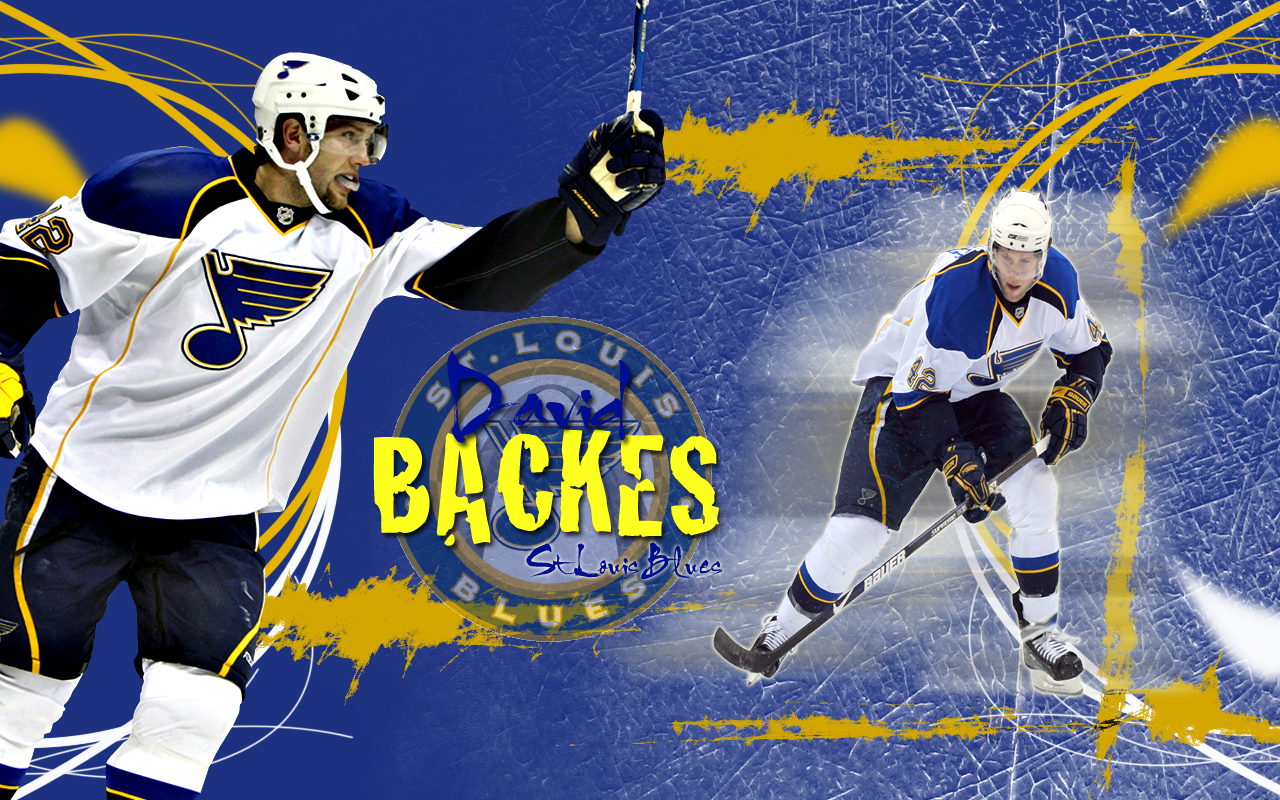 David Backes Wallpaper