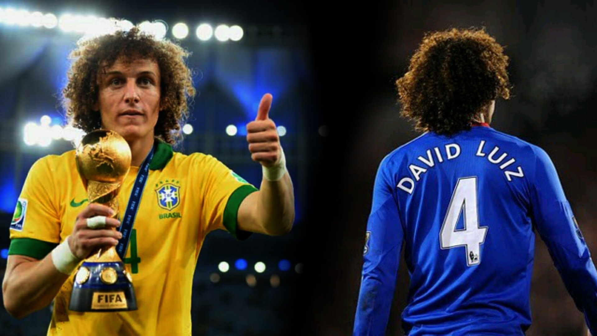David Luiz Wallpaper