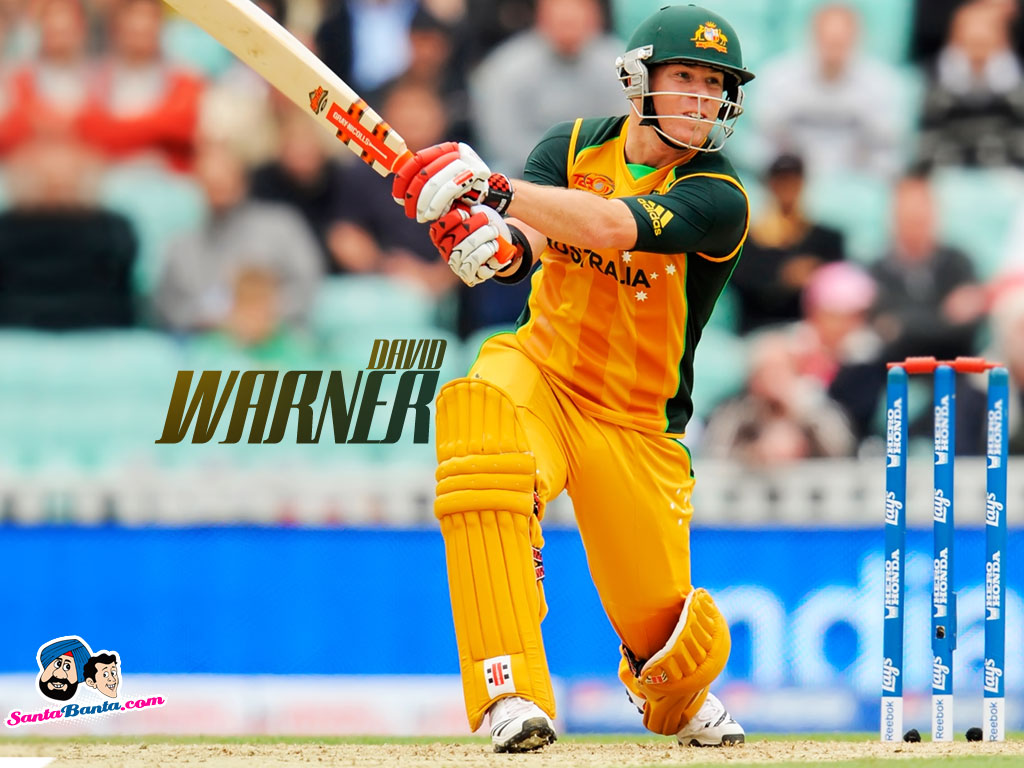David Warner Desktop Wallpapers