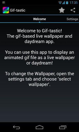 Daydream Wallpaper Android