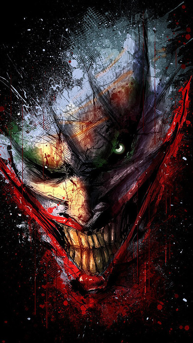 Dc Iphone 5 Wallpaper