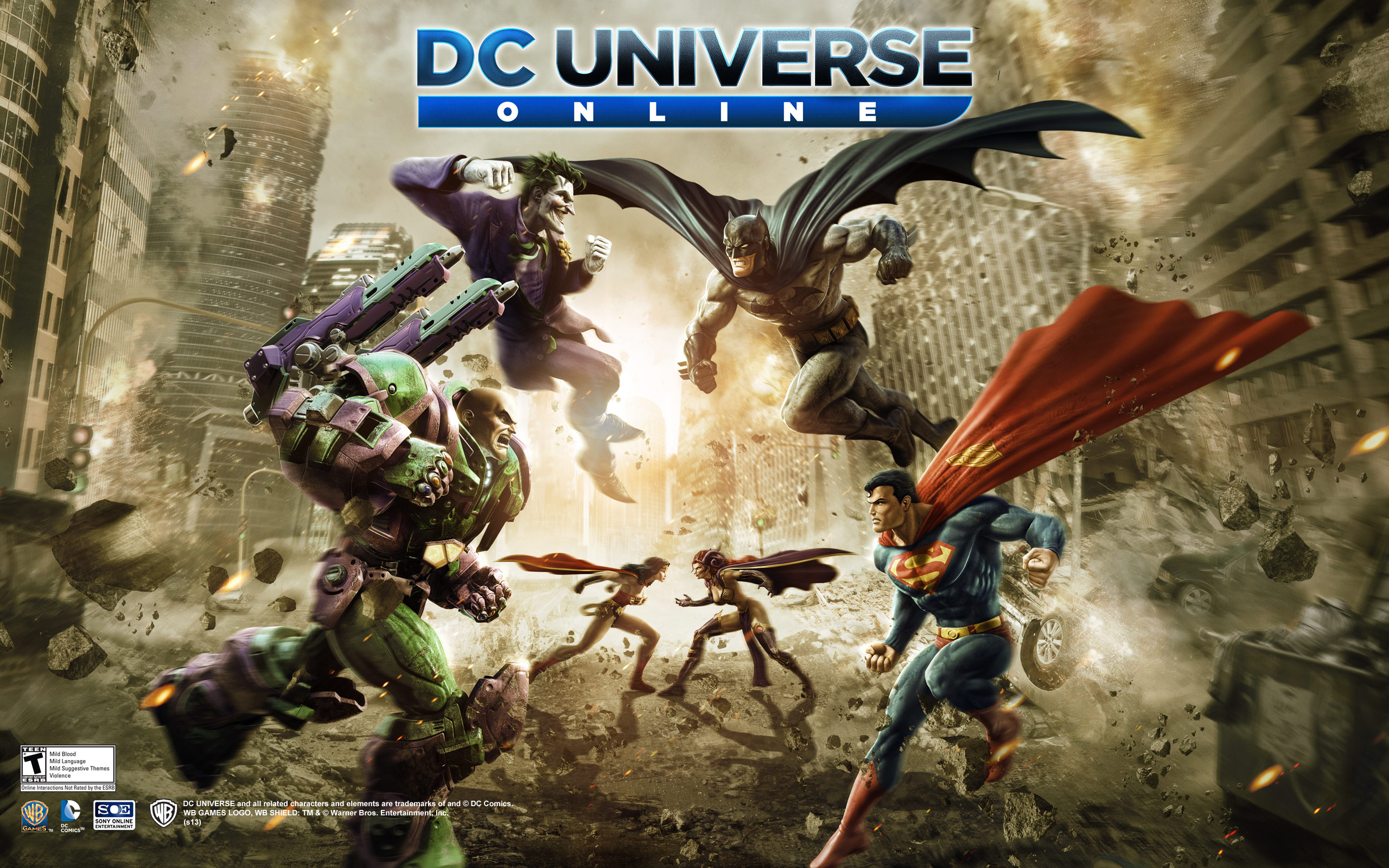 Dc Universe HD Wallpapers