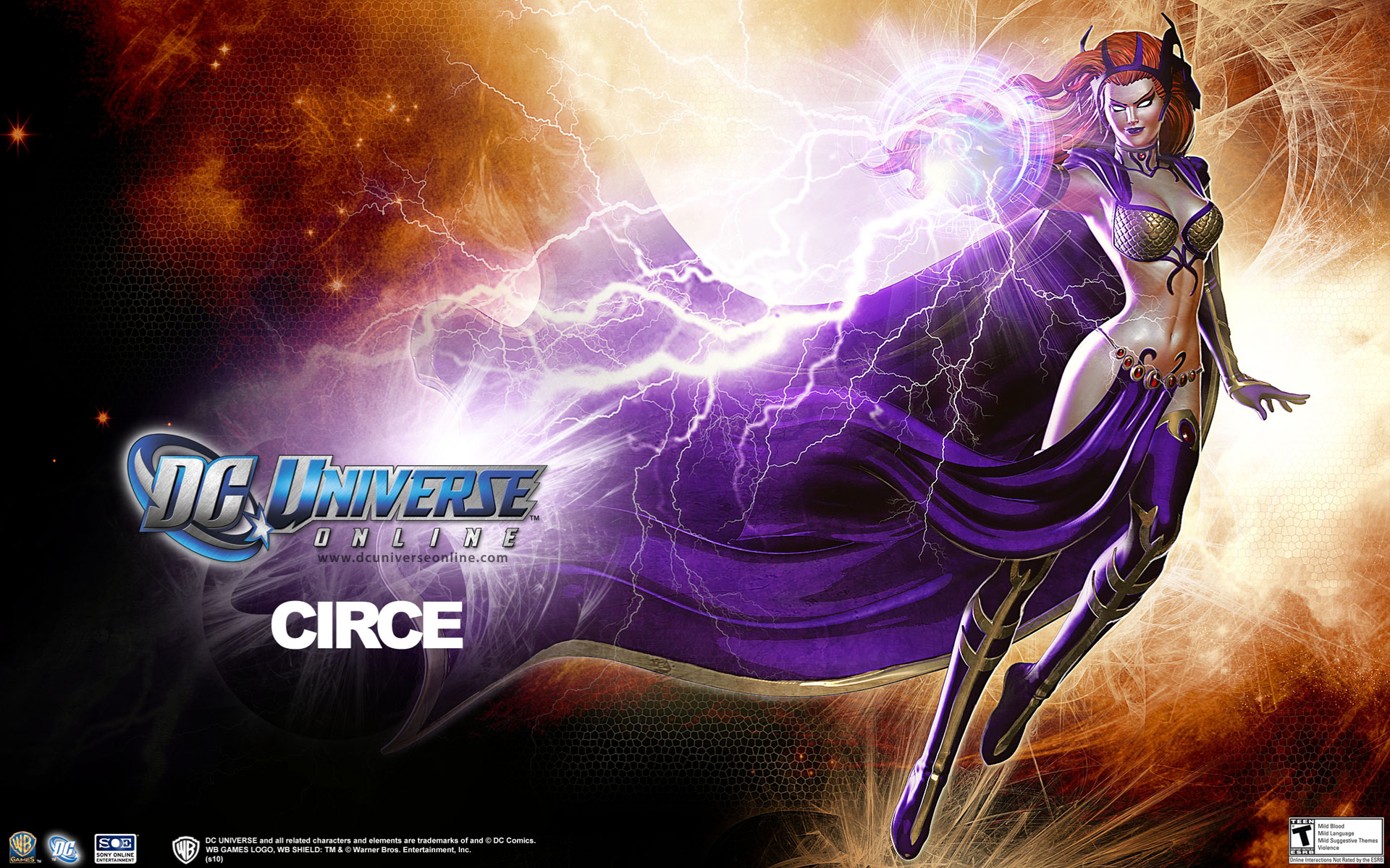 Dc Universe Wallpapers HD