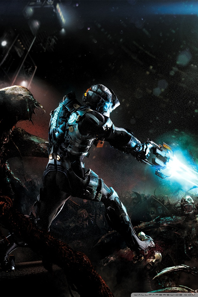 Dead Space Mobile Wallpaper