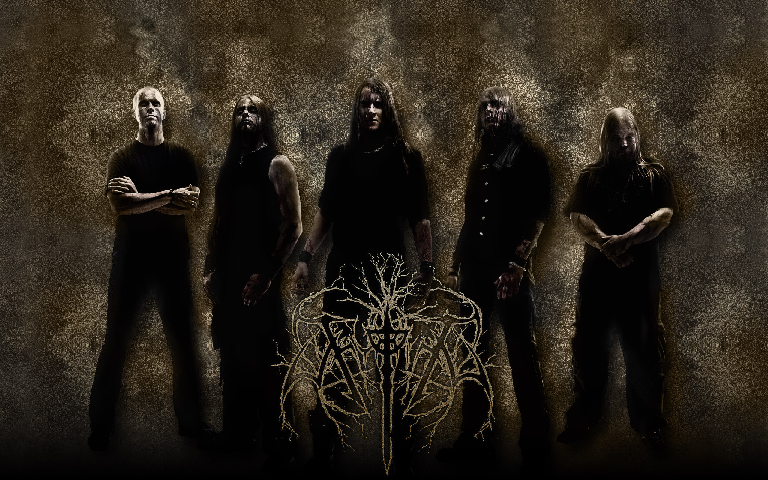 Death Metal Band Wallpaper