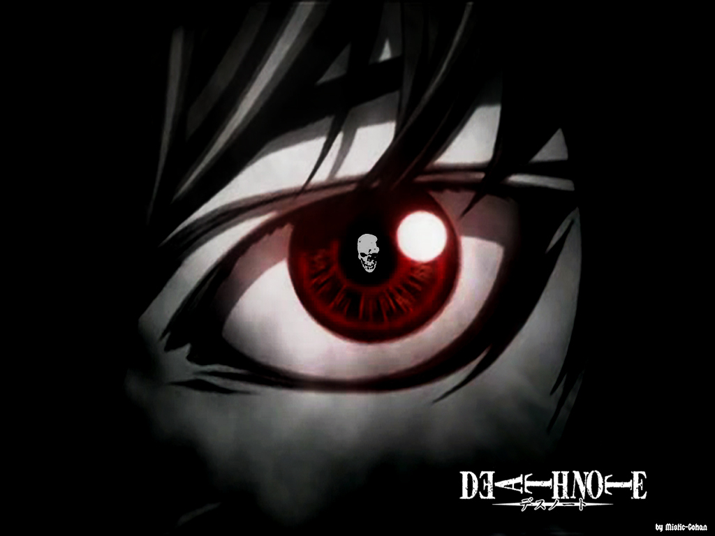 Death Note Live Wallpaper