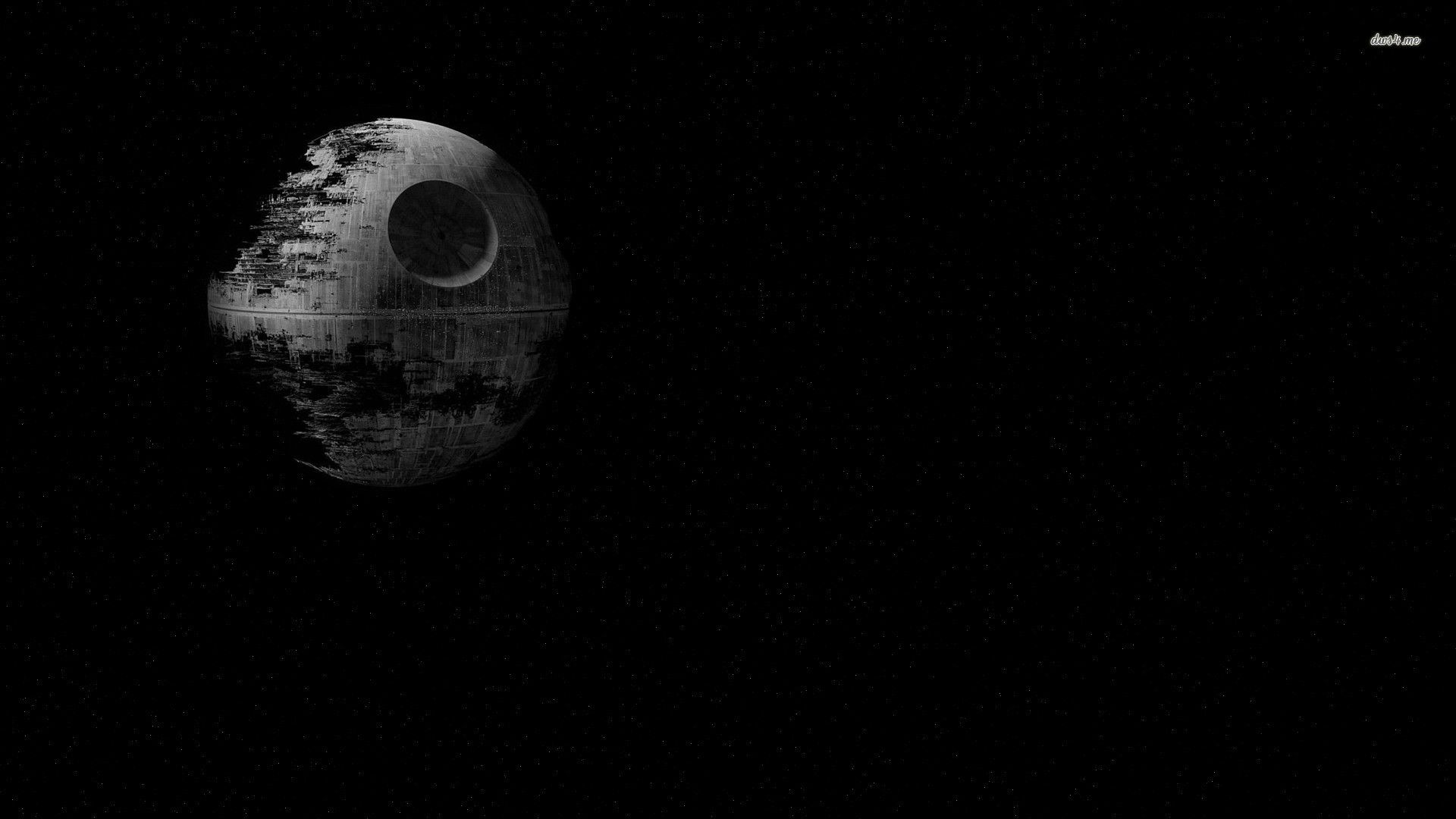 Death Star Desktop Wallpaper