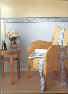 Decorating With Wallpaper Borders Ideas