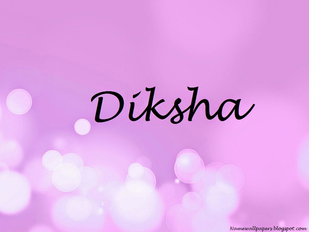 Deeksha Name Wallpaper