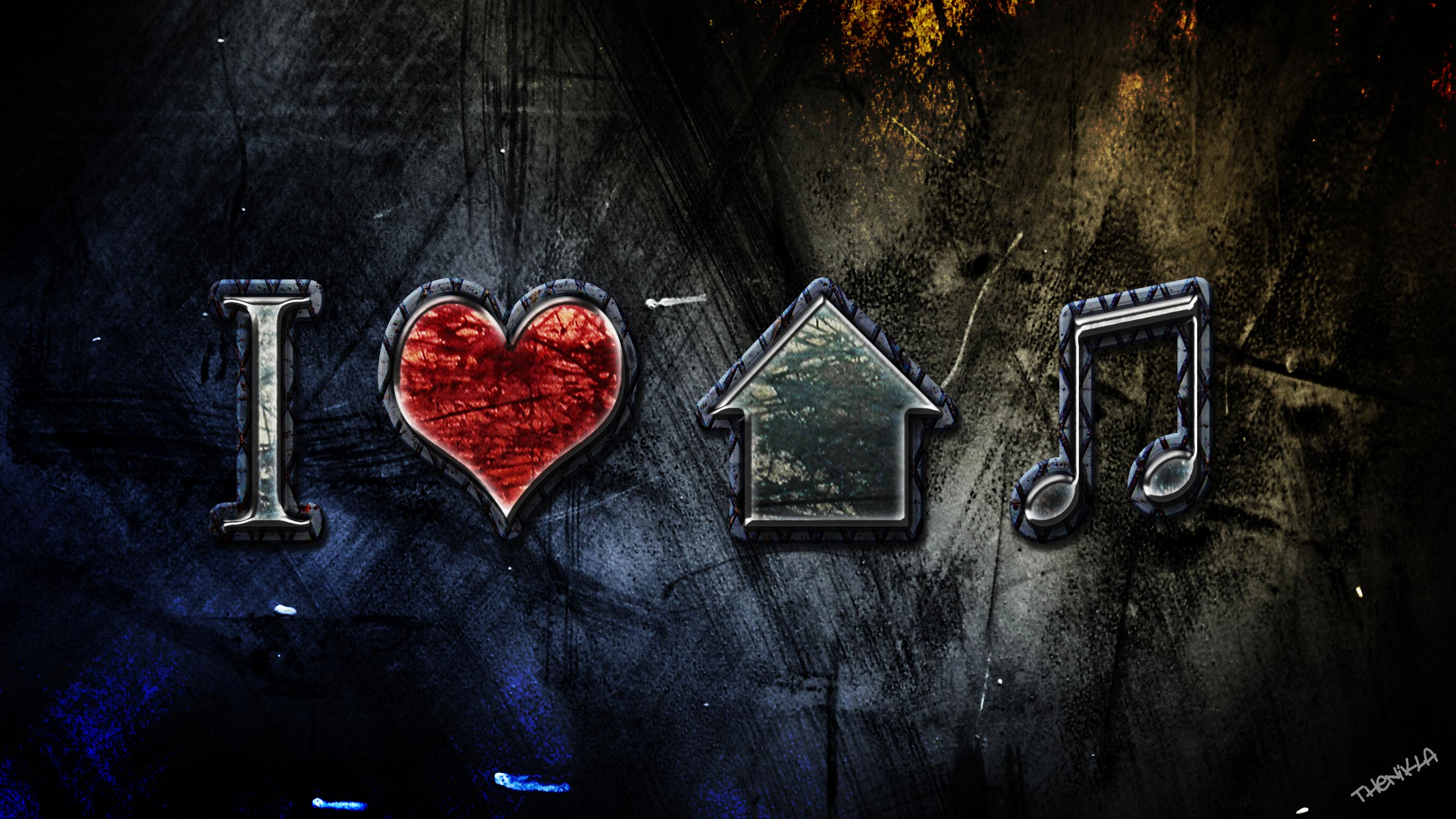 Deep House Music Wallpapers