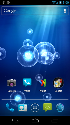 Deep Sea Live Wallpaper Apk