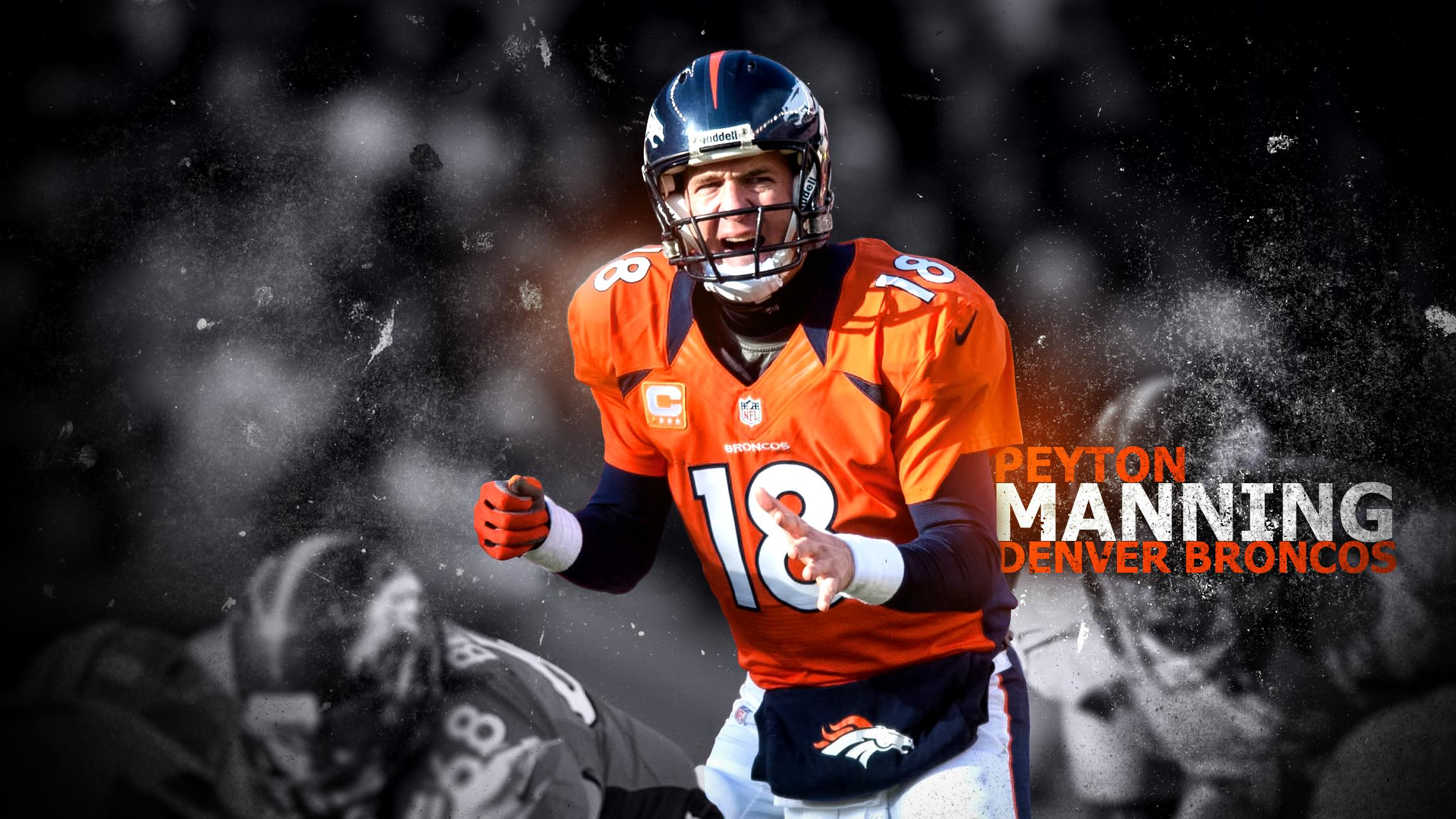 Denver Broncos Peyton Manning Wallpaper