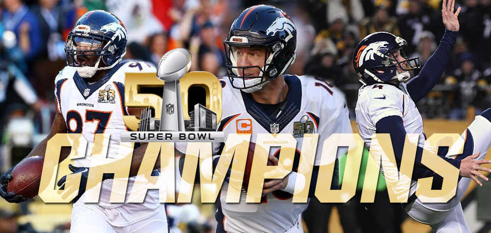 Denver Broncos Super Bowl Wallpaper