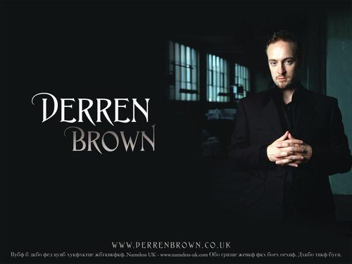 Derren Brown Wallpaper
