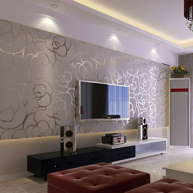 Designer Contemporary Wallpaper