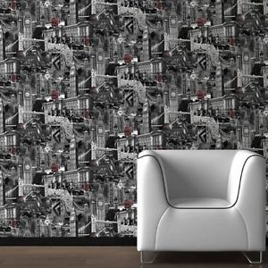 Designer Wallpaper London