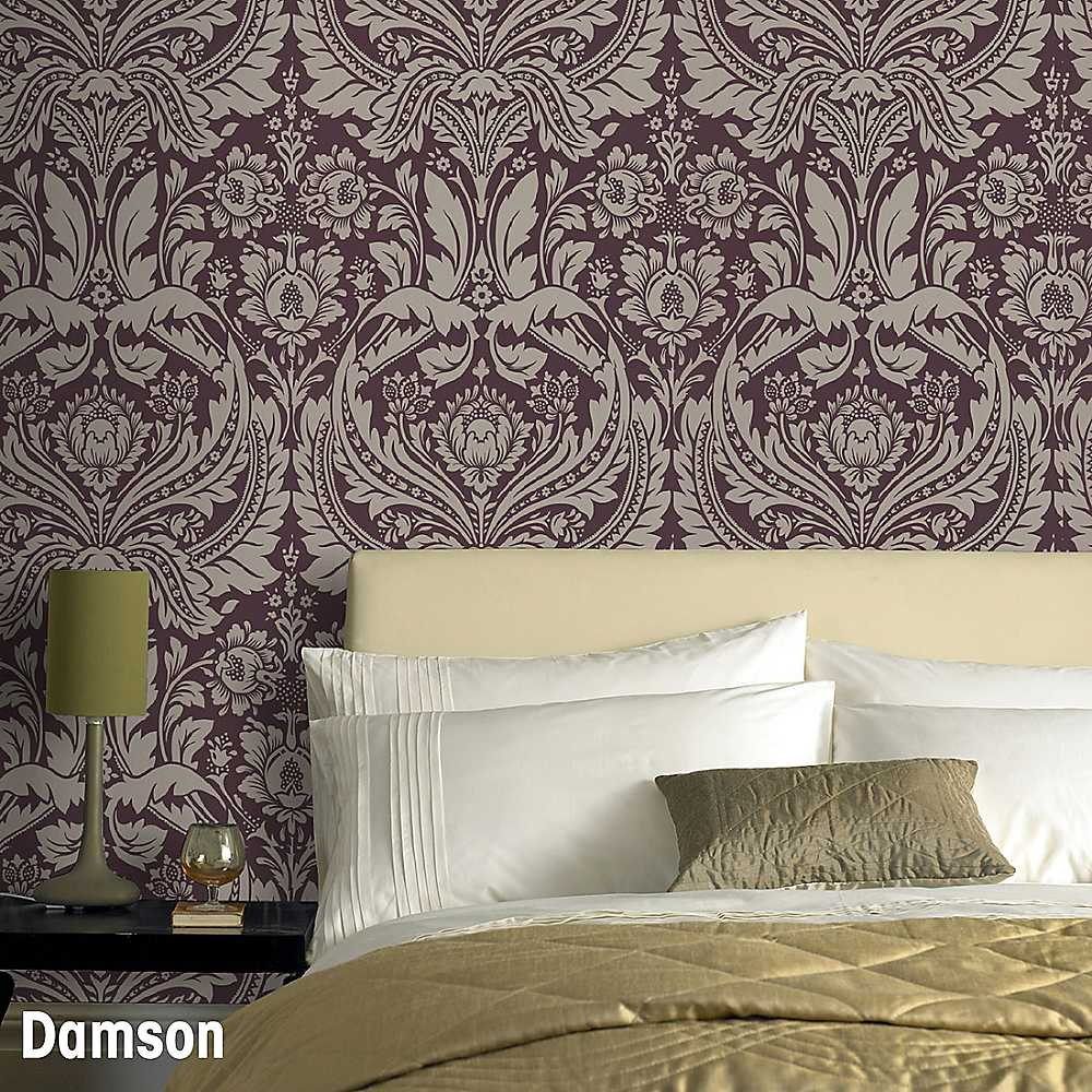 Desire Wallpaper By Graham And Brown
