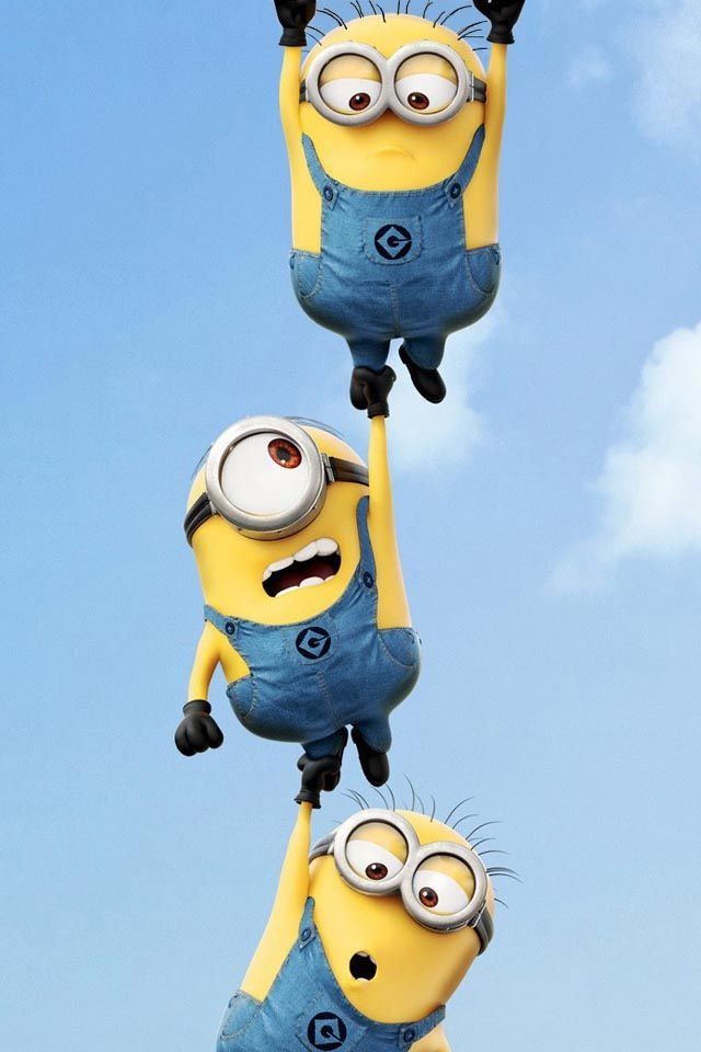 Despicable Me Wallpaper For Iphone
