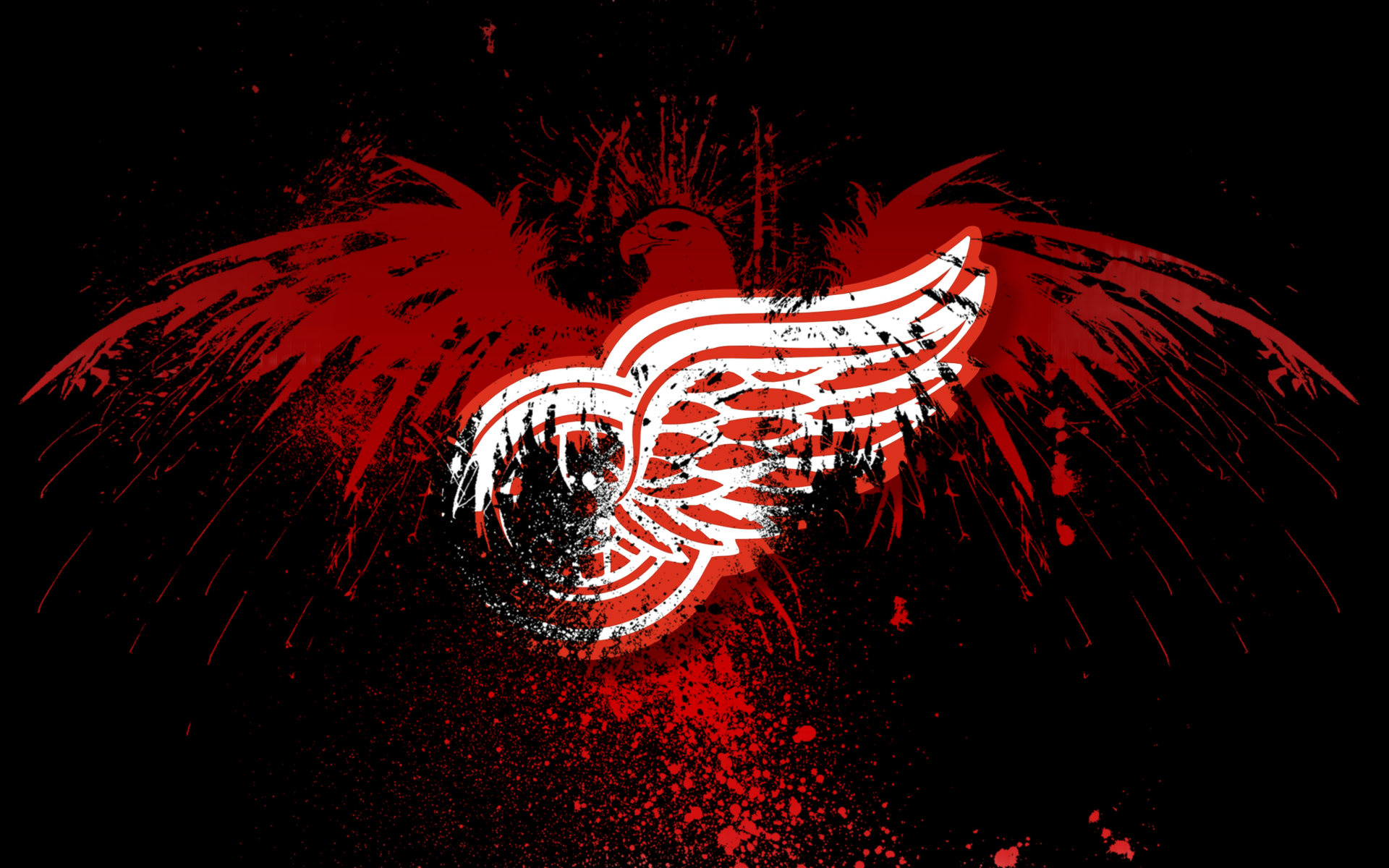 Detroit Red Wings Live Wallpaper