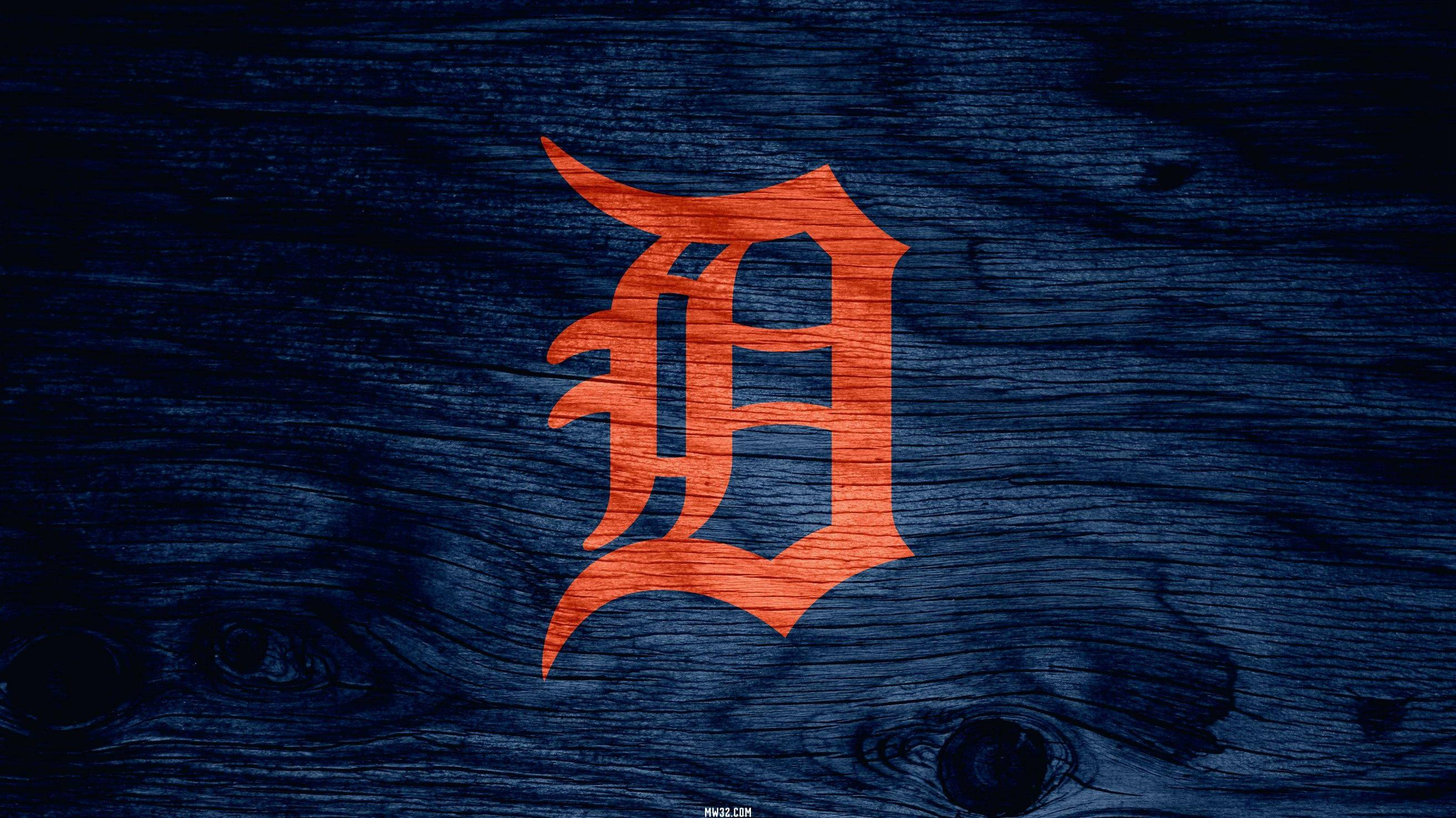 Detroit Tigers Phone Wallpaper