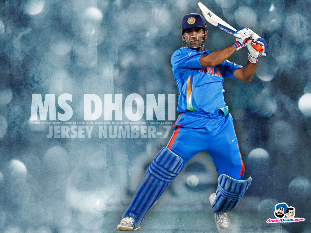 Dhoni Best Wallpaper