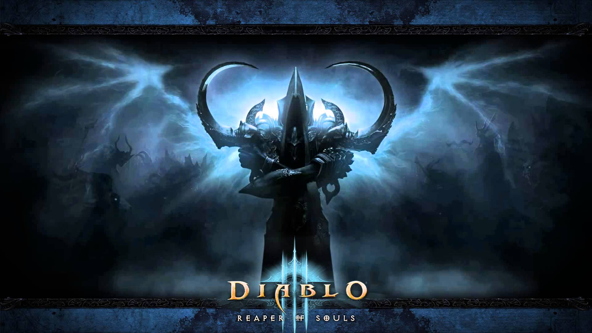 Diablo 3 Animated Wallpaper