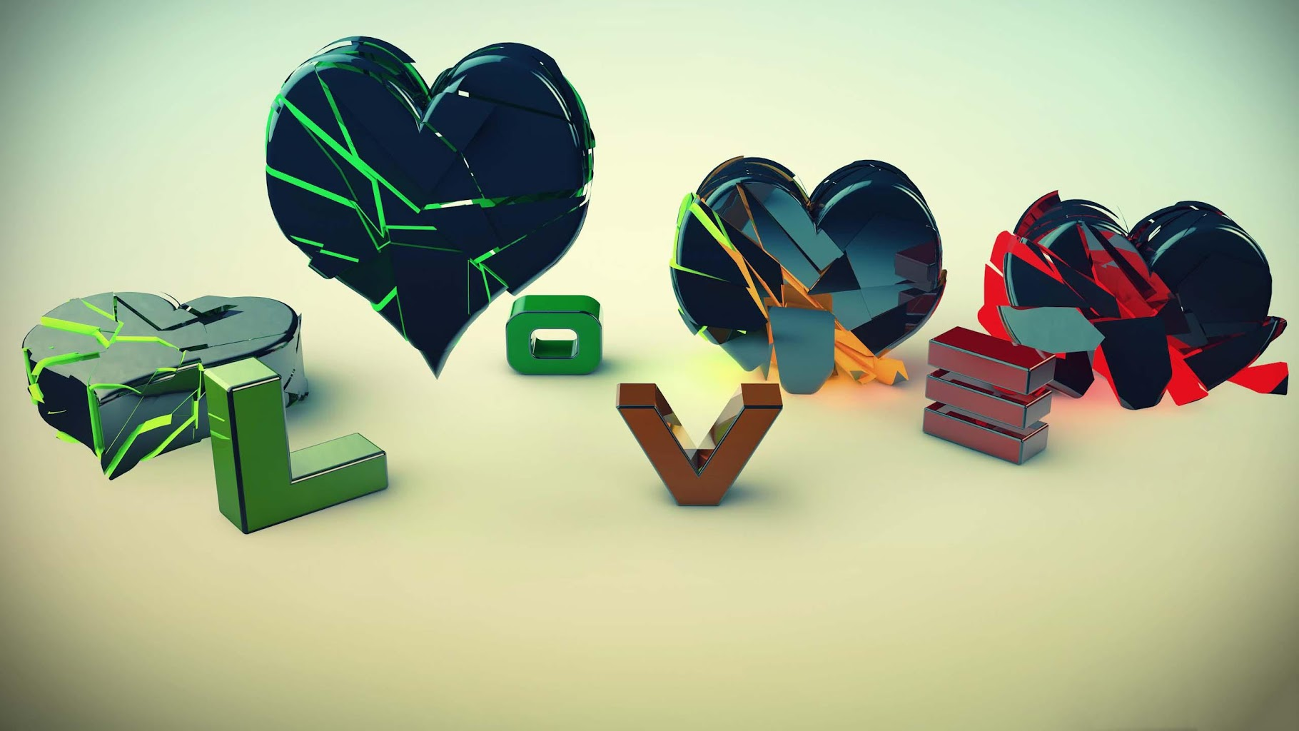 Different Love Wallpapers