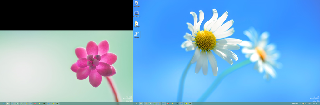 Different Wallpaper For Each Monitor Windows 8