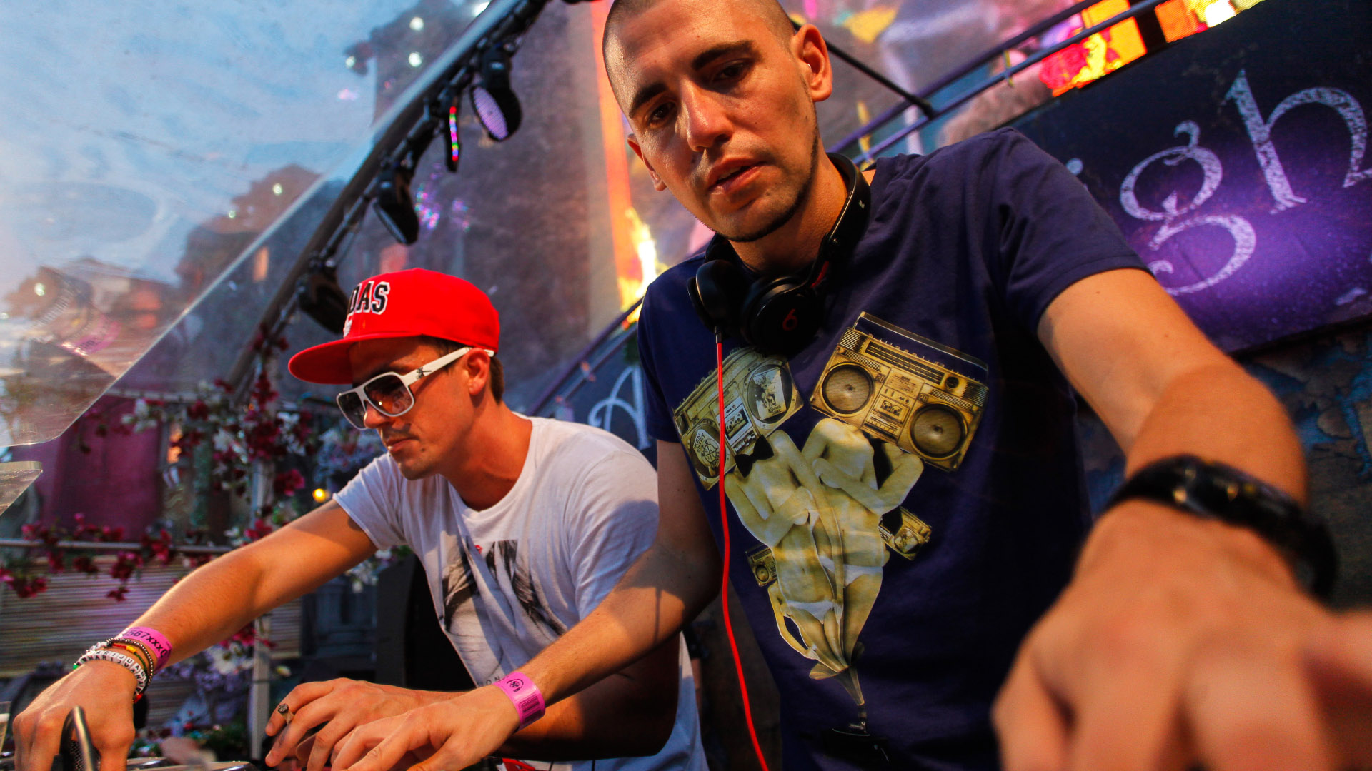 Dimitri Vegas &Amp; Like Mike Wallpaper