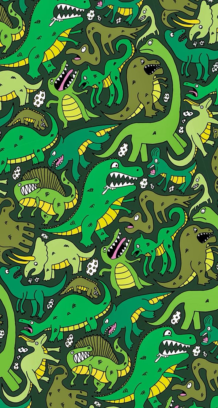 Dinosaur Phone Wallpaper