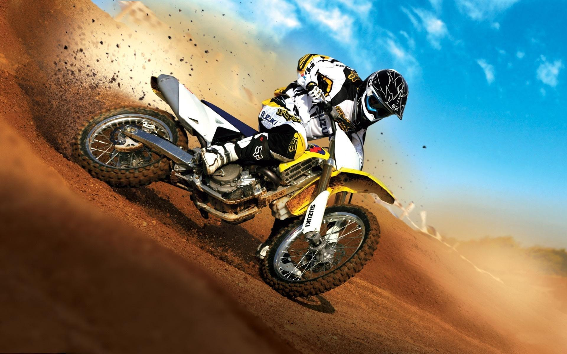 Dirt Bike Pictures Wallpaper