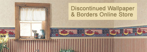 Discontinued Wallpaper Border