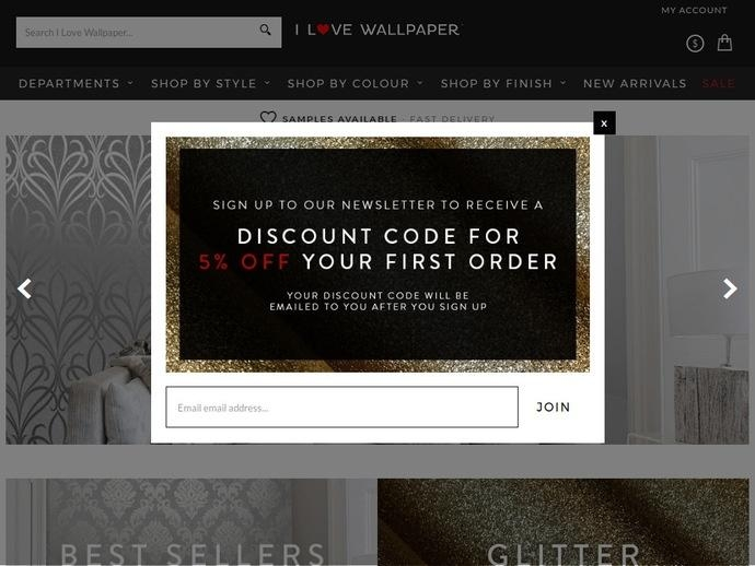 I Love Wallpaper is a family run business that has been providing wall-coverings to the whole of Australia and New Zealand for over 20 years. Our huge range of products are globally sourced from the best manufacturers around the world and are delivered to your door in just a few days!