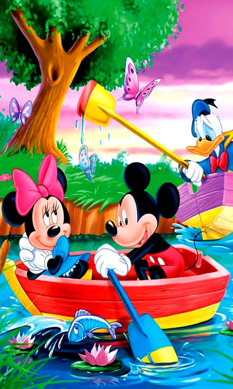 Disney Cartoon Wallpaper For Mobile