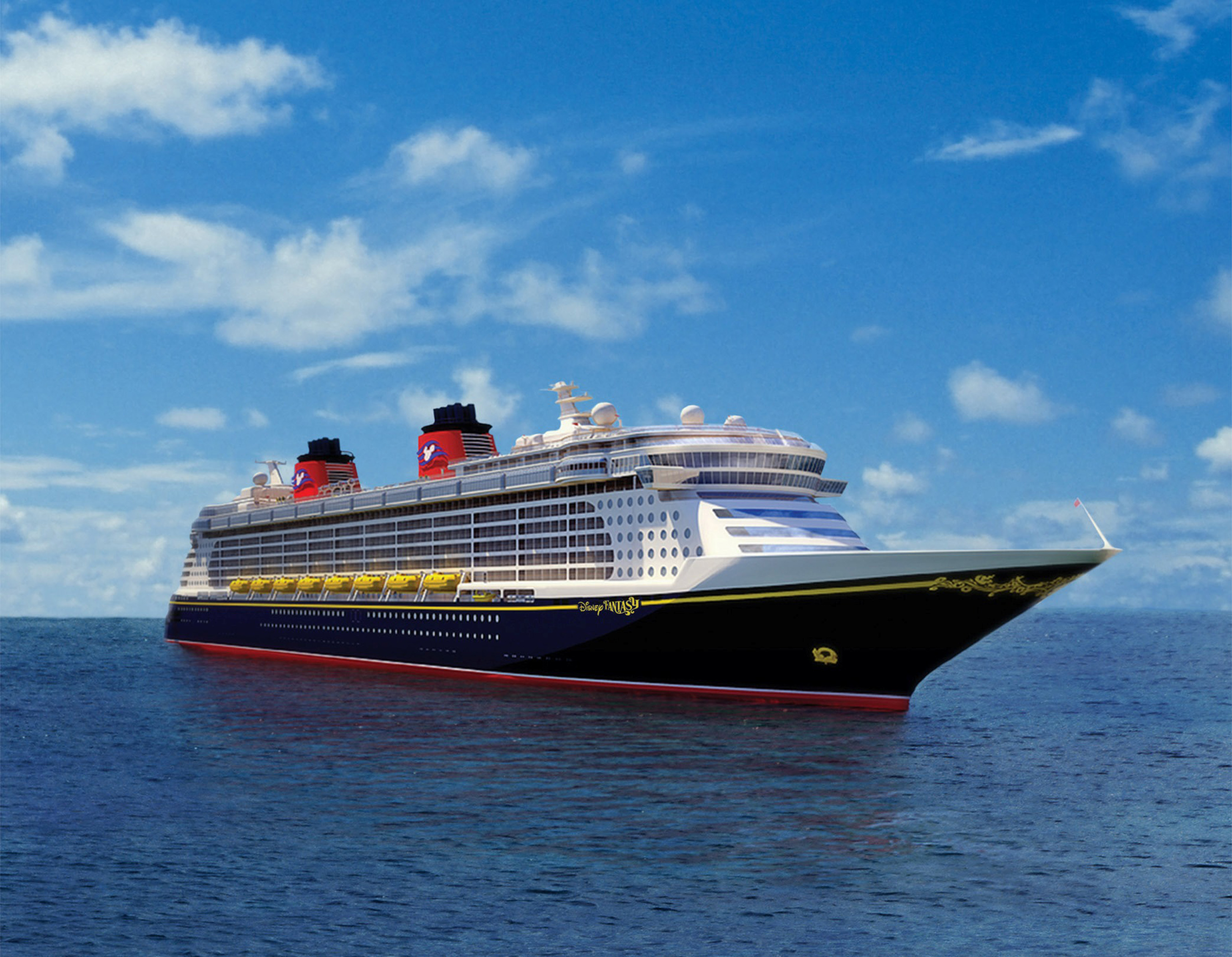 Disney Fantasy Wallpaper