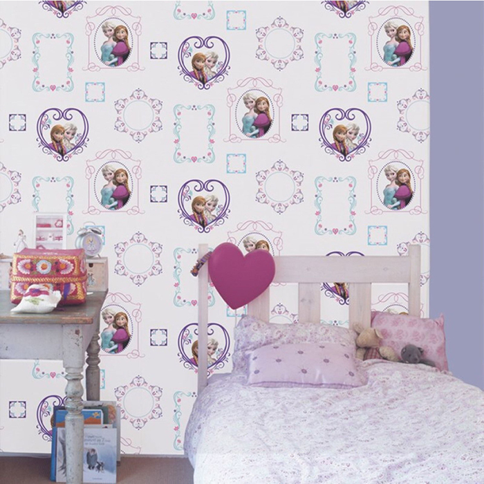Disney Frozen Wallpaper For Bedroom