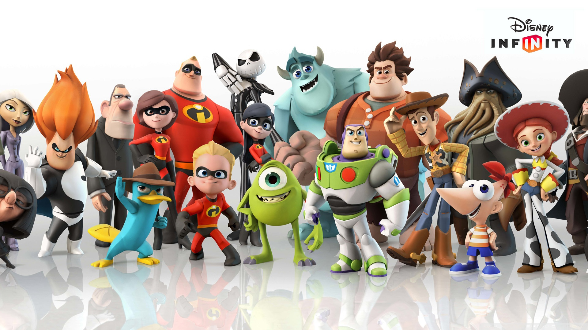 Disney Infinity Wallpaper