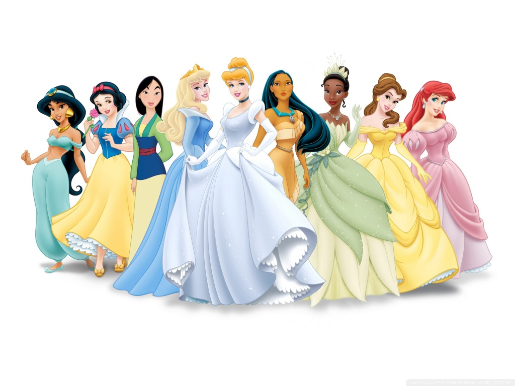 Disney Princess Ipad Wallpaper