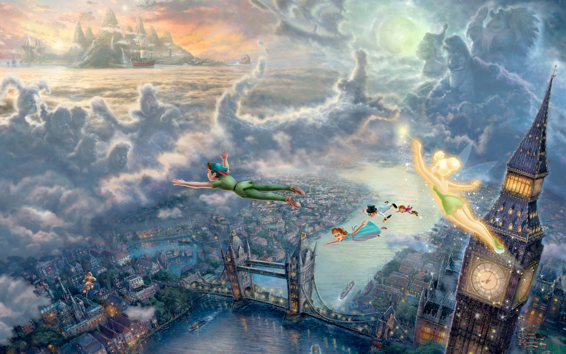Disney Wallpaper HD Widescreen