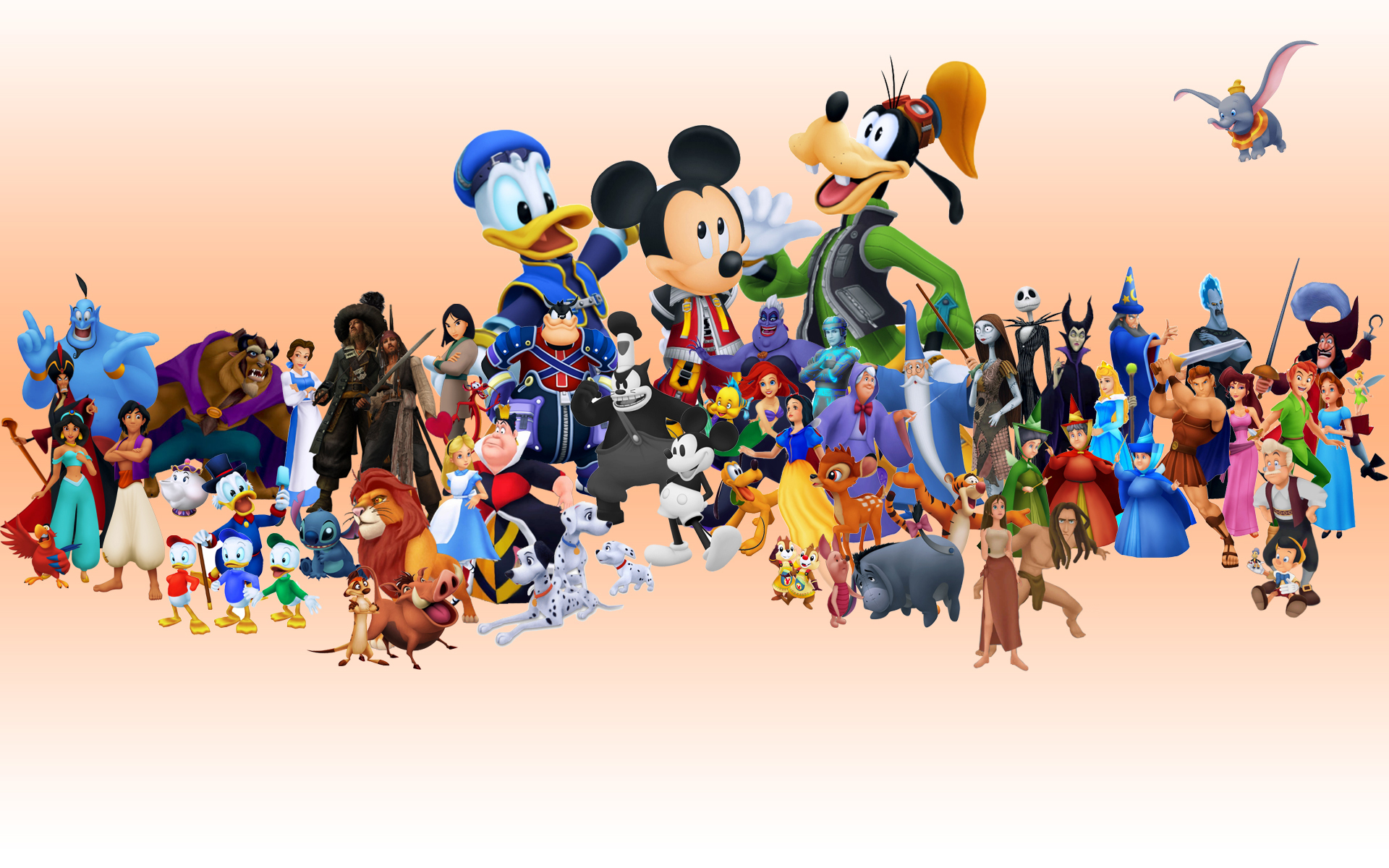 Disney Wallpapers For Desktop Free Download