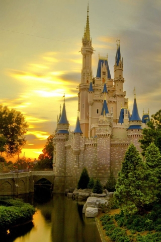 Disney World Wallpaper For Iphone