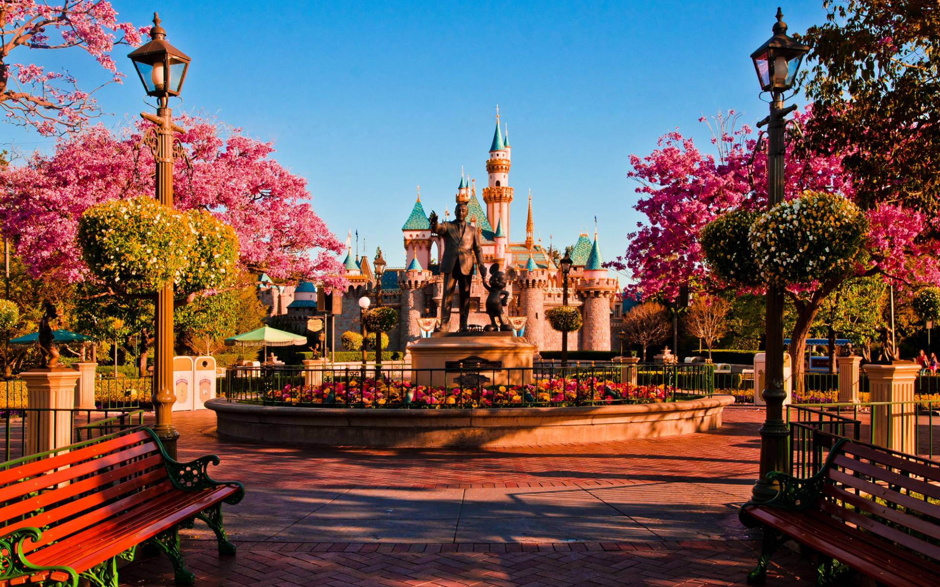 Disneyland Desktop Wallpaper